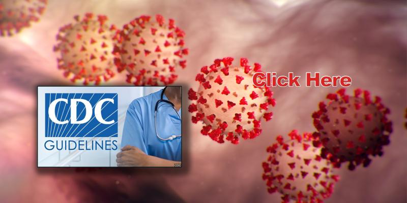 Coronavirus 2019 - CDC Link